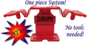 Tuscan Level System Tsc1000r Seamclip Dynamite Tool