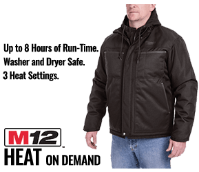 M12 Heated Jackets